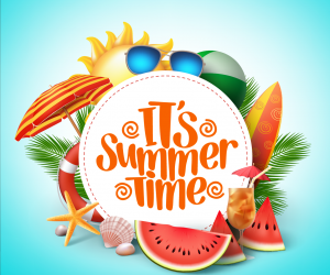 What are your plans for the summer ? Why is this important to address in April 2021?